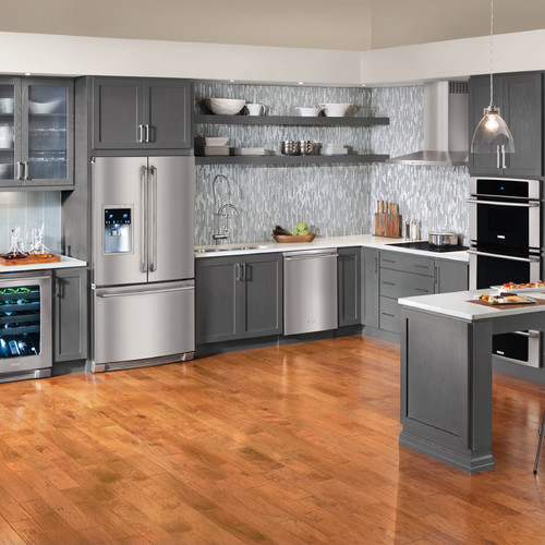 2015 Kitchen Trends Slate Gray Refrigerators [DIY Style]