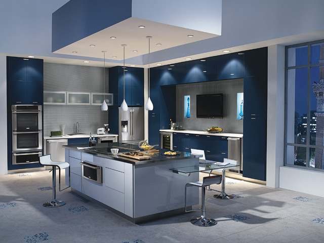 Contemporary Kitchen Appliances Exquisite Modern Kitchen