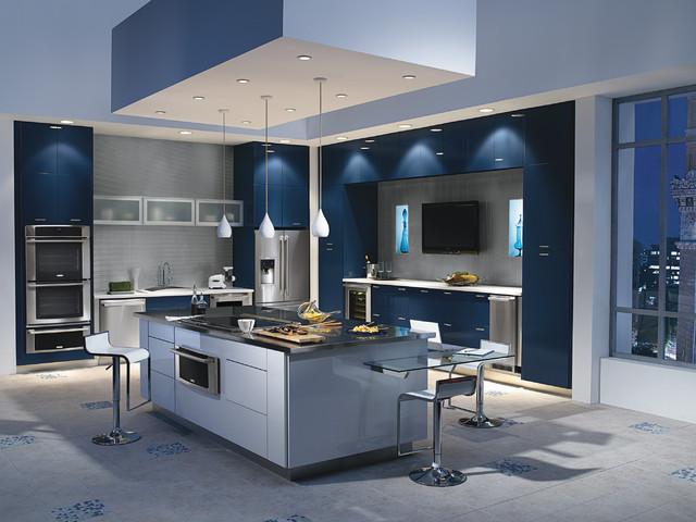 Beau Electrolux Kitchen Appliances   Contemporary   Kitchen   Los ...