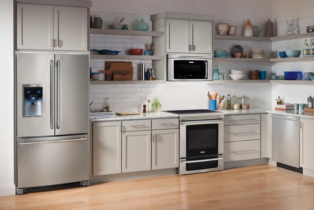 Electrolux lookbook for Kitchen set electrolux