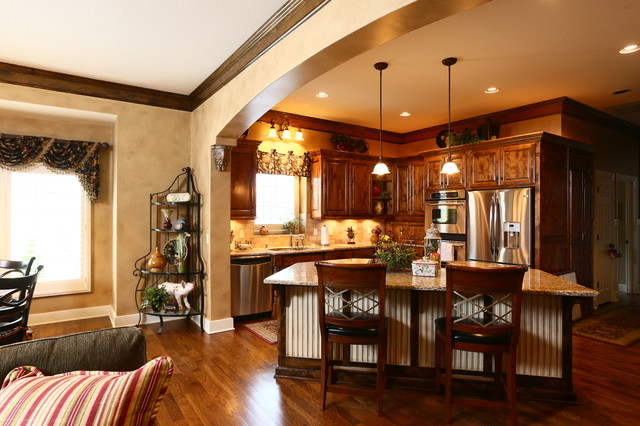 Elegance Defined traditional-kitchen