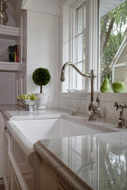 Elegant & Timeless Kitchen Design
