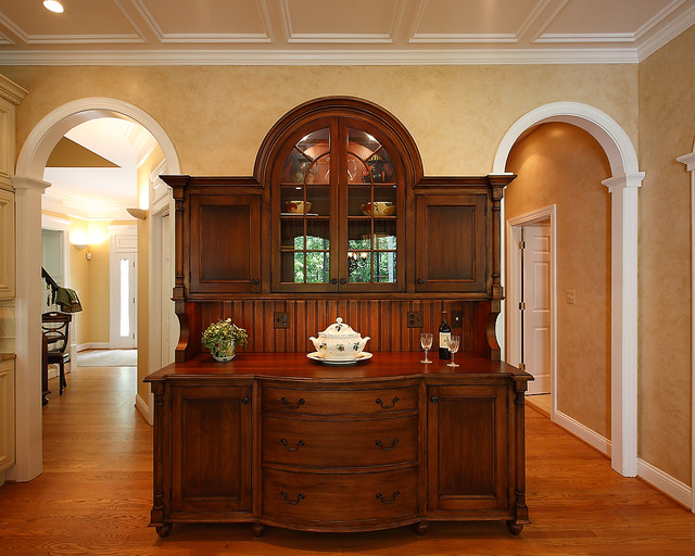 Elegant traditional kitchen other by capitol for Elegant traditional kitchens