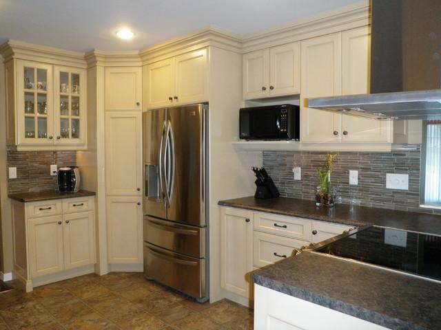 Elegant Kitchen Renovation traditional-kitchen