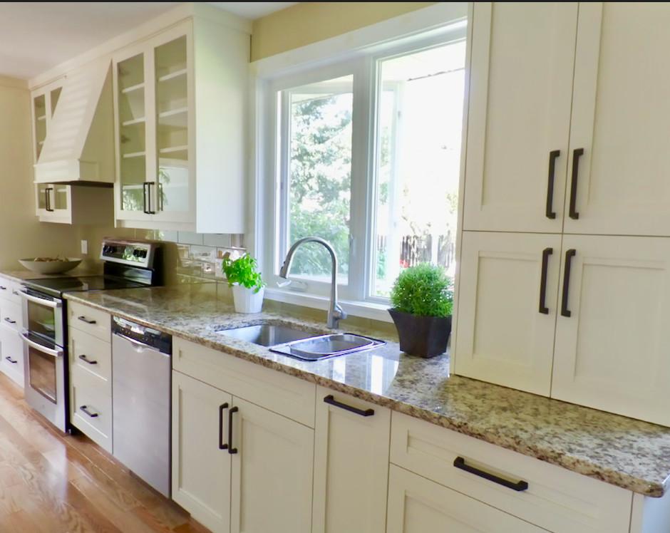 Elegant Kitchen Renovation