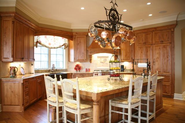 Elegant kitchen for Traditional elegant kitchens
