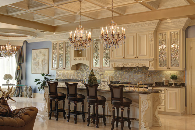 Elegant Kitchens - Traditional - Kitchen - Other - by ...