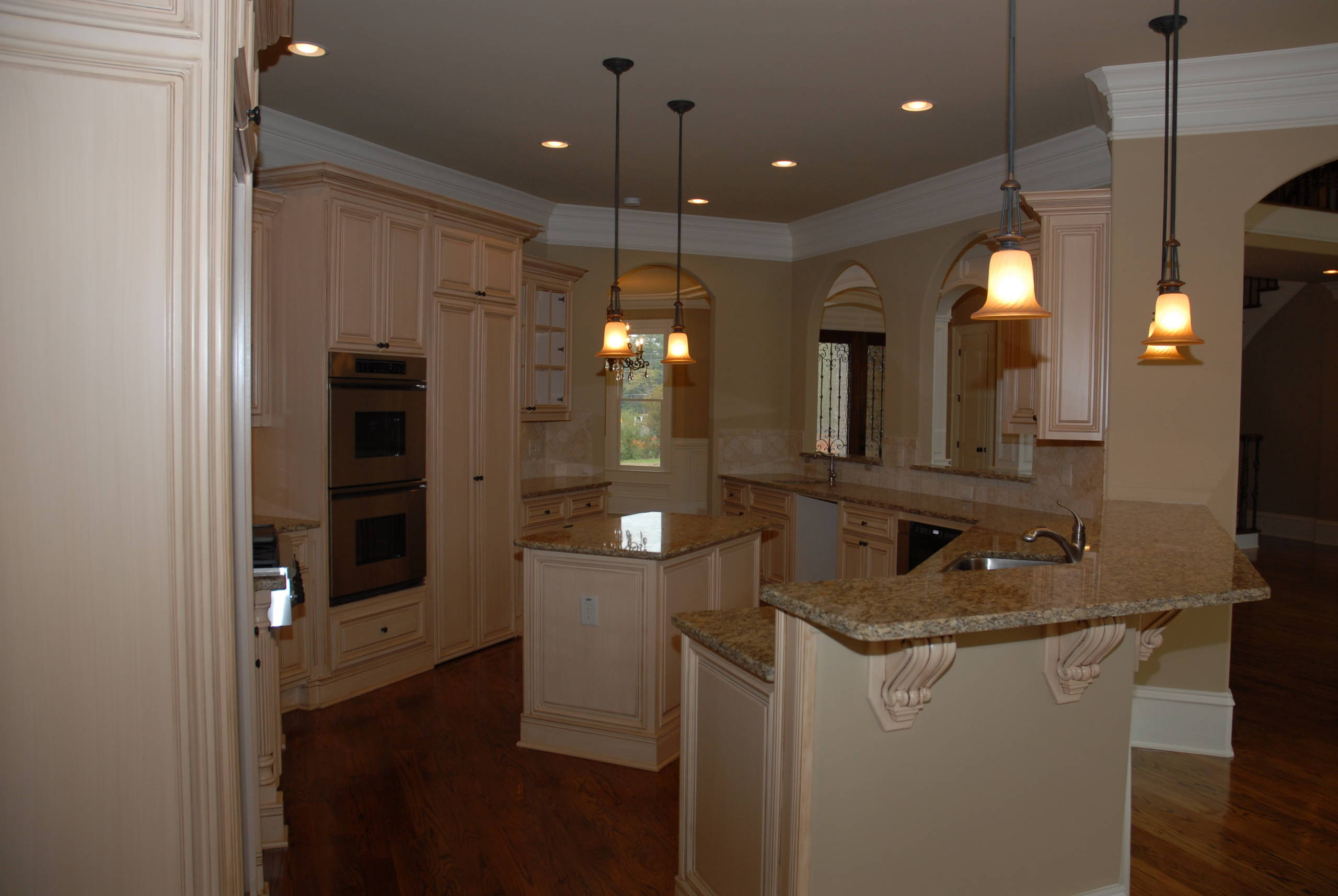 Elegant, Traditional Custom Home