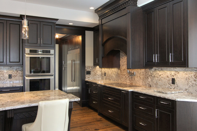 Elegant traditional for Traditional elegant kitchens