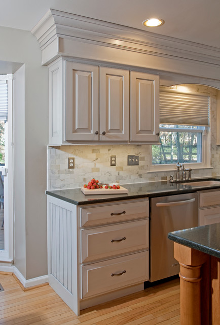 Elegant traditional doylestown pa traditional for Elegant traditional kitchens