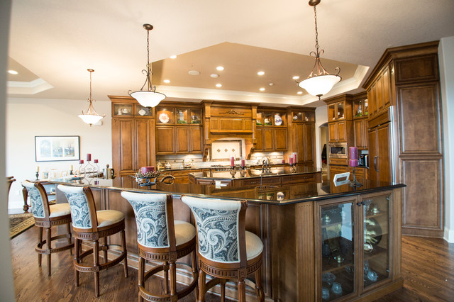 Elegant traditional home traditional kitchen other for Elegant traditional kitchens