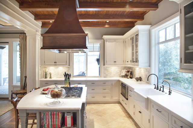 Kitchen Counters And Backsplash | Houzz