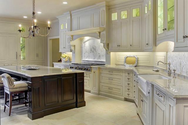 Elegant Traditional Kitchen Renovation traditional-kitchen