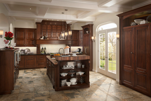 Elegant traditions traditional kitchen other metro for Elegant traditional kitchens