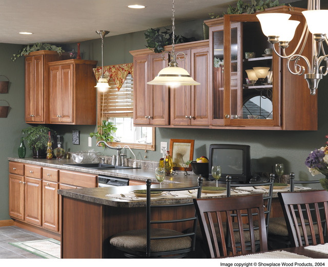 Elegant value traditional kitchen other metro by for Elegant traditional kitchens