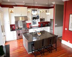 Broderick Kitchen traditional-kitchen