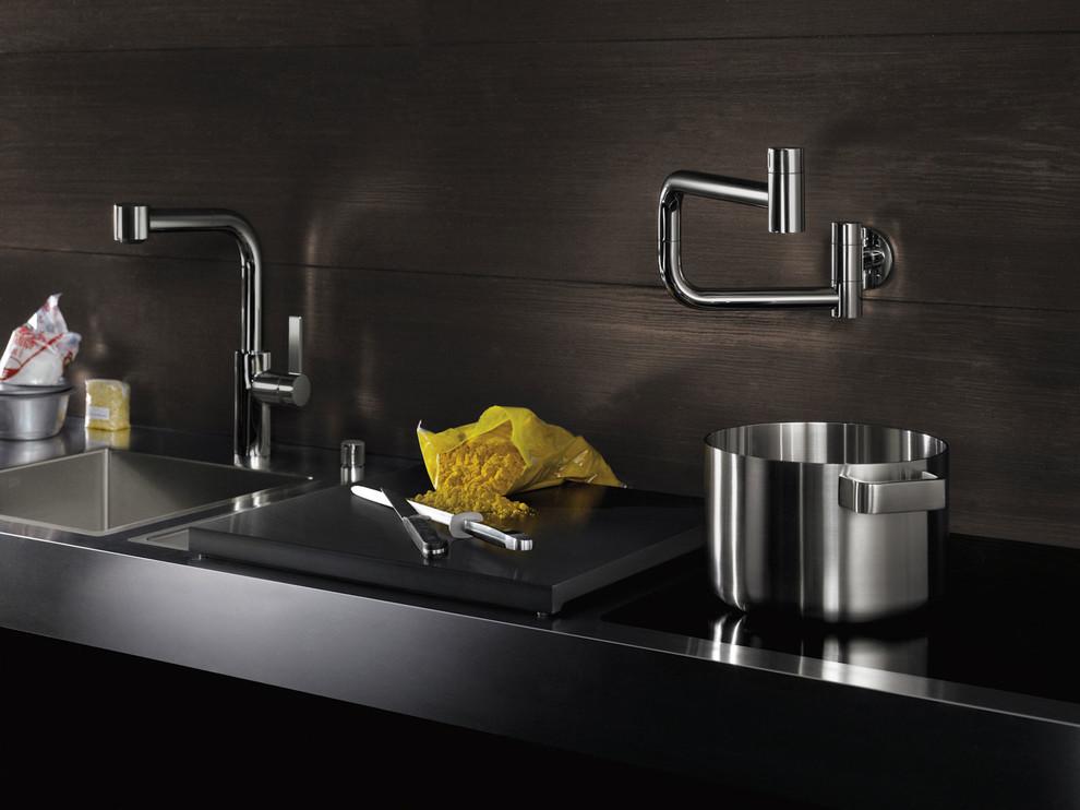 Elio Kitchen By Dornbracht Modern Kitchen Chicago By Studio41 Home Design Showroom,Party Wear Latest Earrings Design 2020