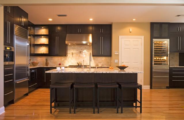 Eliopulos modern kitchen tampa by park avenue for Park avenue designs