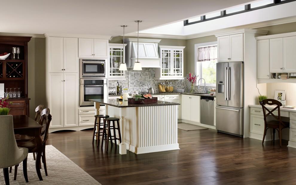 Elkay Yorktowne Design Gallery - Transitional - Kitchen ...