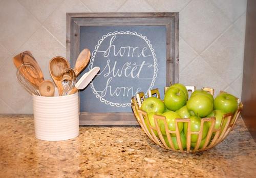 Küche dekorieren: 13 Ideen für eine stilvolle Küchendeko