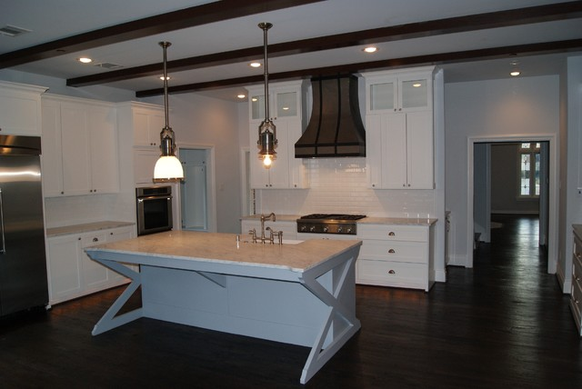 Ellen Grasso Inc traditional-kitchen