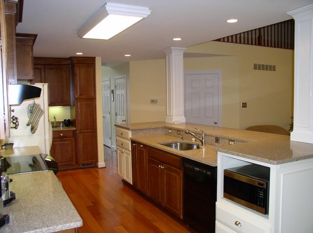Ellicott City Kitchen Remodel traditional-kitchen
