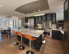 Elsie Street contemporary-kitchen