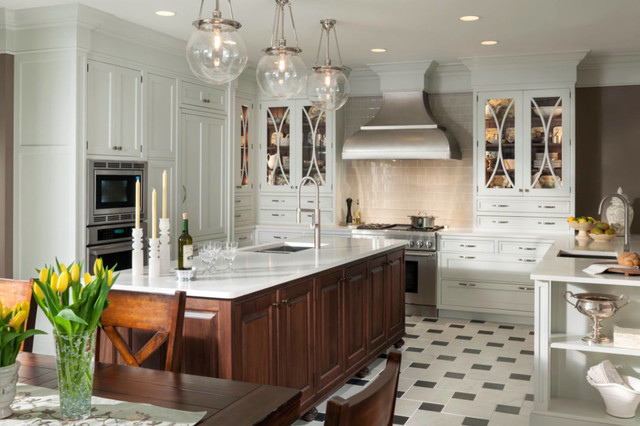 Embassy Row Kitchen Transitional Kitchen Houston By Cabinets Designs