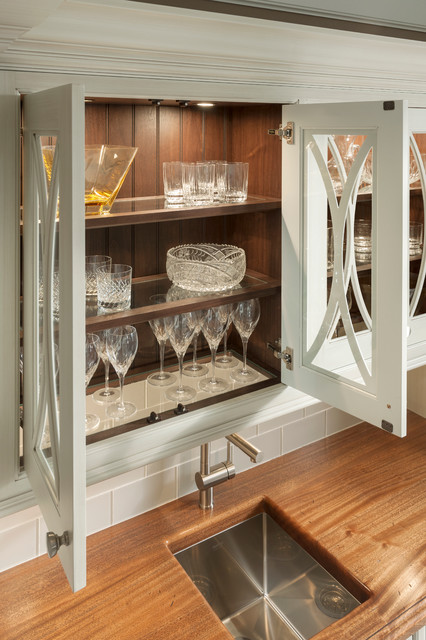 Embassy Row traditional-kitchen