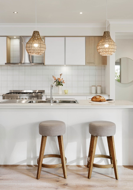 Embleton 29 - Contemporary - Kitchen - Melbourne - by Carlisle Homes