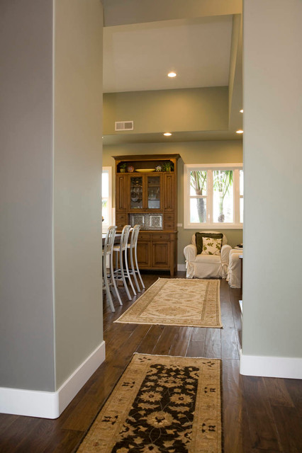 Embracing the Outdoors traditional-kitchen