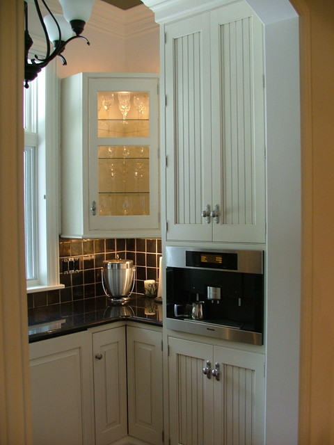 Embree Residence traditional-kitchen