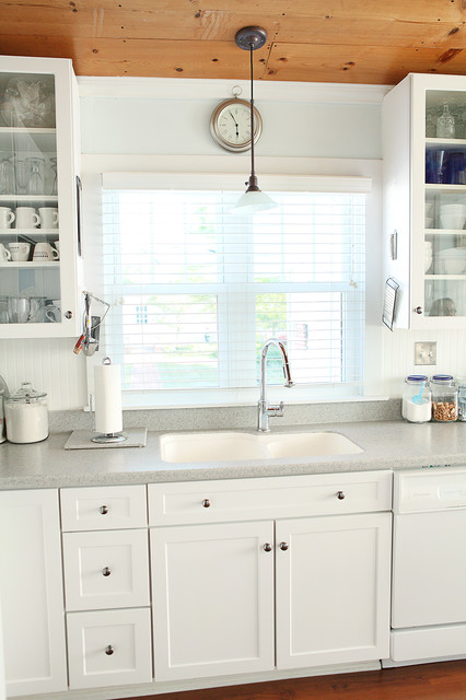 Emma's Cottage - Traditional - Kitchen - Columbus - by Julie Ranee Photography