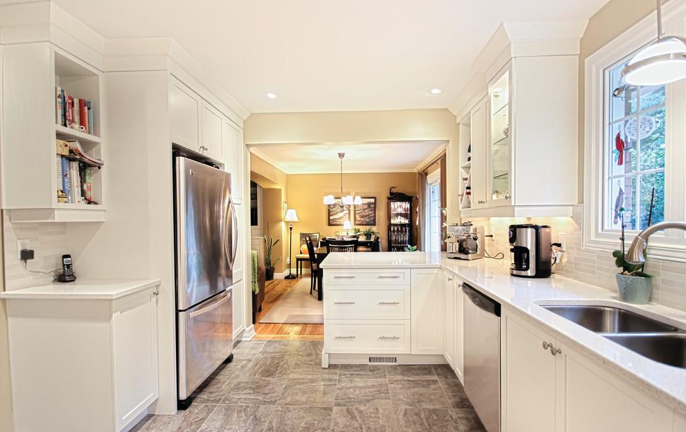 Emperor Avenue Kitchen - Transitional - Kitchen - Ottawa ...