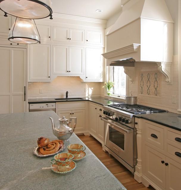Empire Grand Dame Traditional Kitchen Boston By Cw Design Llc