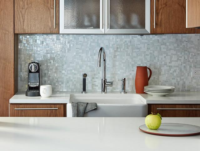 Empty nest kitchen detail contemporaneo cucina new for Piccola fattoria moderna