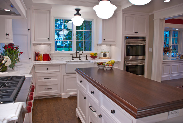 Empty Nester traditional-kitchen
