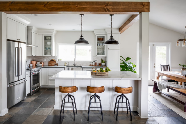 New This Week 3 Gorgeous Kitchens With Wood Accents