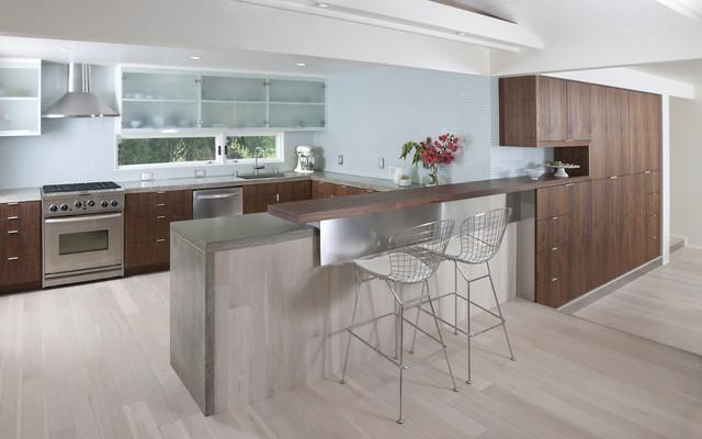 Encinitas Residence Remodel - Kitchen moderne-koekken