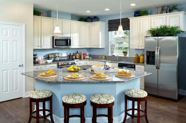 Enclave At Town Center Traditional Kitchen Jacksonville By Nocatee Ponte Vedra Florida