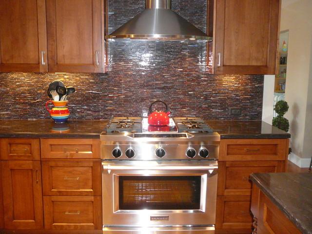 Endsleigh Kitchen traditional-kitchen