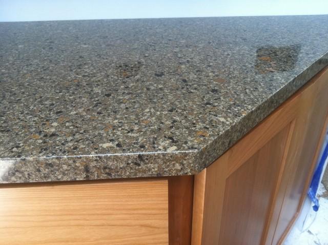 Engineered Stone Countertops Craftsman Kitchen San