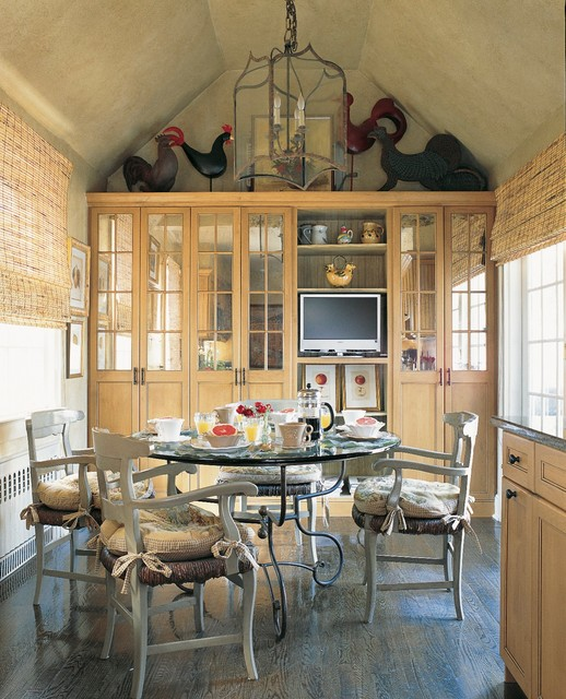 English Cottage - Eclectic - Kitchen - New York - by Belle Maison ...