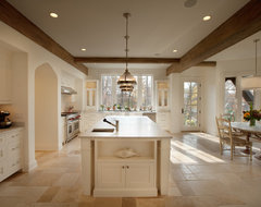 English Country in Northome traditional-kitchen
