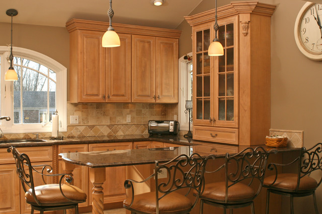 English Country Kitchen Traditional Kitchen Other