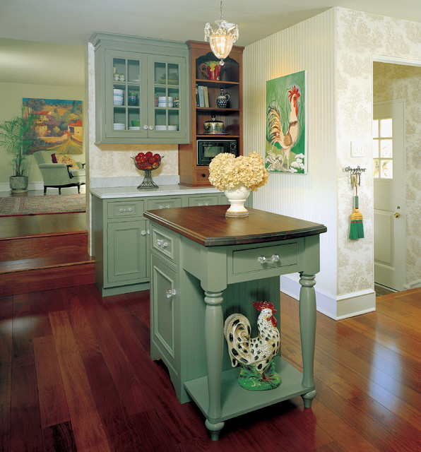 English Country Kitchen Redeisign
