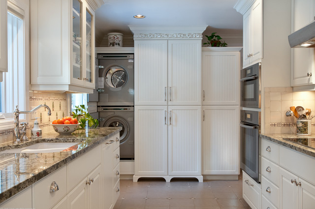 English Country Kitchen Traditional Kitchen Denver