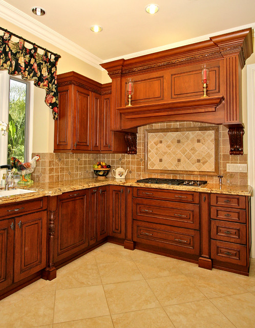 English country traditional kitchen san diego by for Traditional english kitchen design
