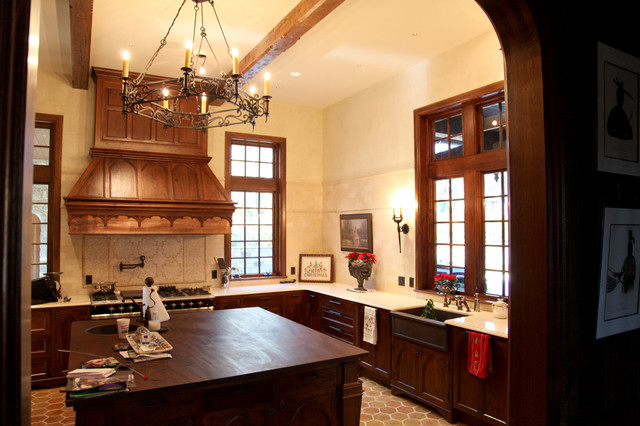 English Kitchen traditional-kitchen