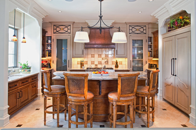 English Manor House Traditional Kitchen Other By